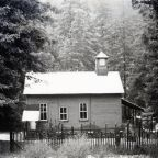 Little Schoolhouse in the Big Woods