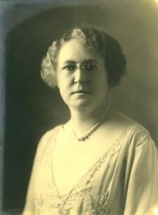 Portrait of Woman Pruett