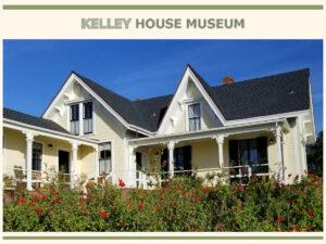 Newsletter image of Kelley House