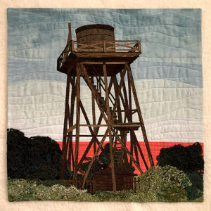 Quilt of Water Tower